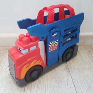 Camion porta coches