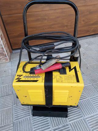 Eléctrica + carro para 220V y 380V