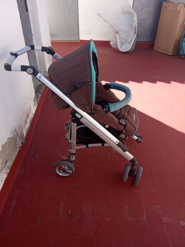 silla y cuco paseo