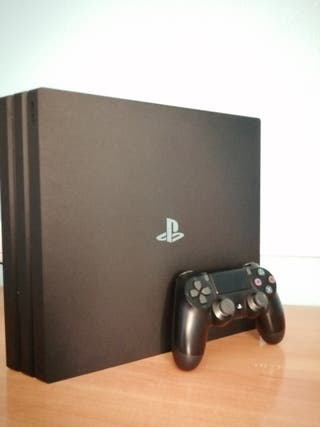 PS4 PRO 1TB + Juegos:Watch Dogs, Raid, Farcry 5.