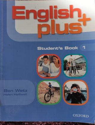 English plus student's book Oxford