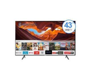 "Televisor Samsung 43"" RU7105K"