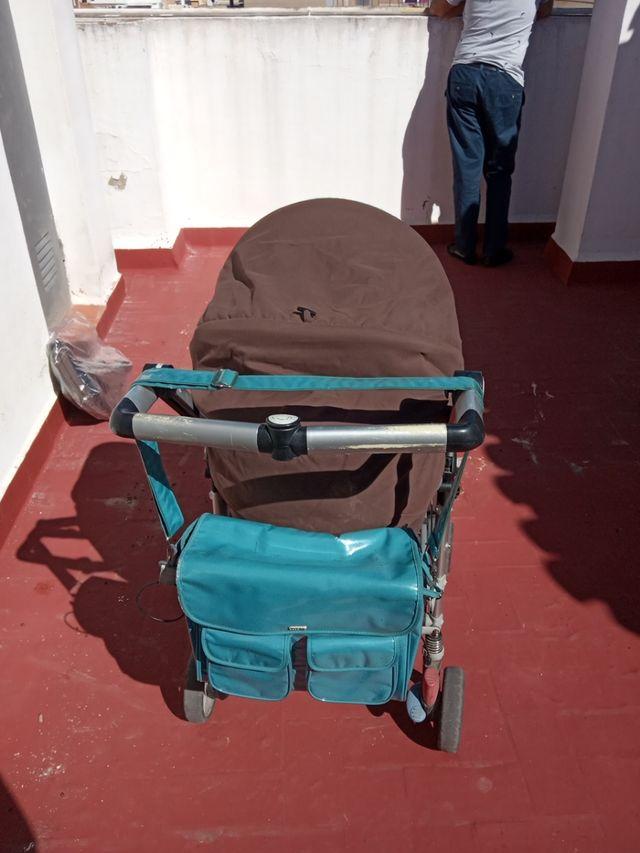 cuco de paseo bebé