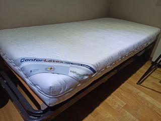 Cama articulada + colchón