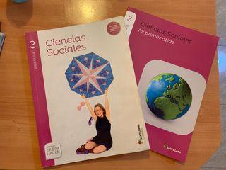 Libro de Ciencias Sociales de 3 de primaria