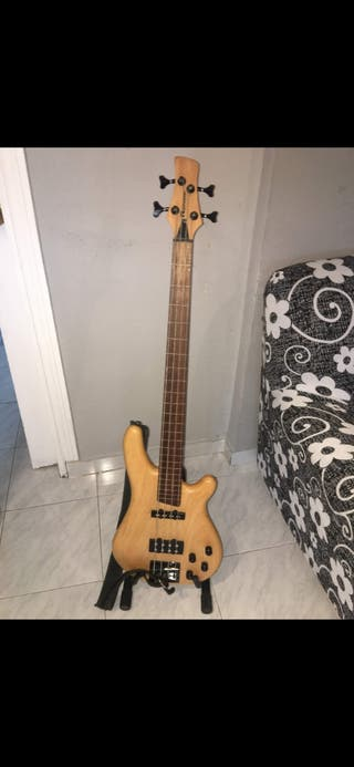 bajo electrico rochester fretless Bass