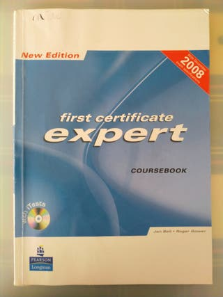 First certificate expert Coursebook