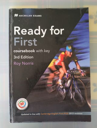 Ready for First Coursebook
