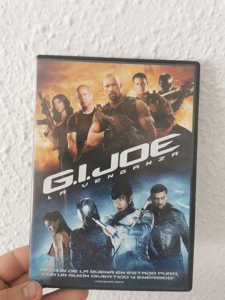 """Película """"GIJOE"""""""