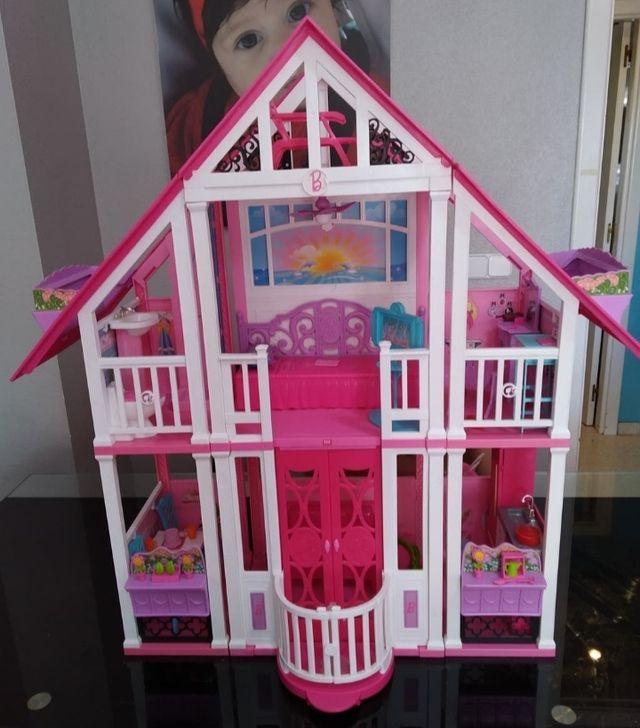 URGE VENDER!!! casa barbie