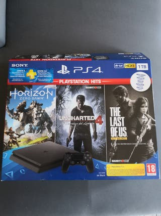 playstation 4 mas 5 juegos