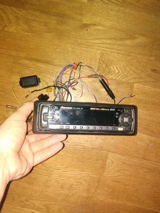 Radio-CD Pioneer MOSFET