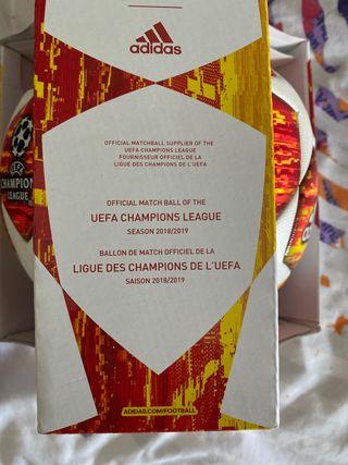 Balón de la champions oficial 2019 original