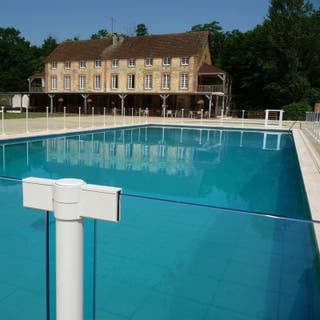 Ensamblaje módulo cristal piscinas