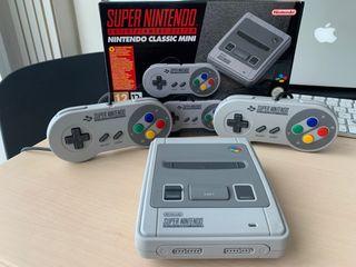 Super Nintendo NES - Nintendo Classic Mini