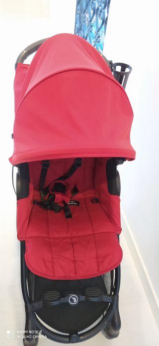 city mini zip baby jogger rojo