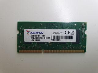 Memoria Ram Adata DDR3 1GB