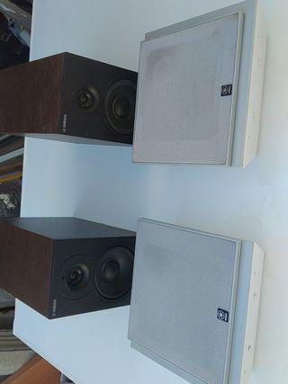 Yamaha altavoces