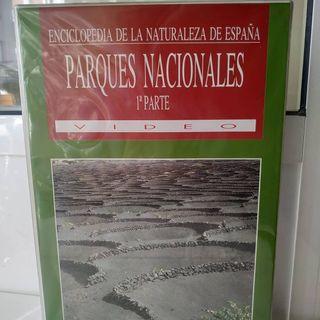 Películas VHS Parques Nacionales España