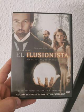 """Película """"El Ilusionista"""""""