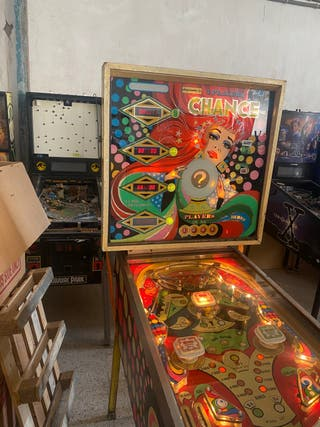Vendo chance de Playmatic pinball