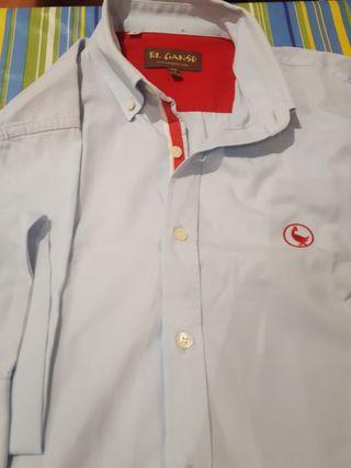 Caballero camisa El Ganso