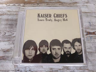 Kaiser chiefs / Yours Truly, Angry Mob / cd