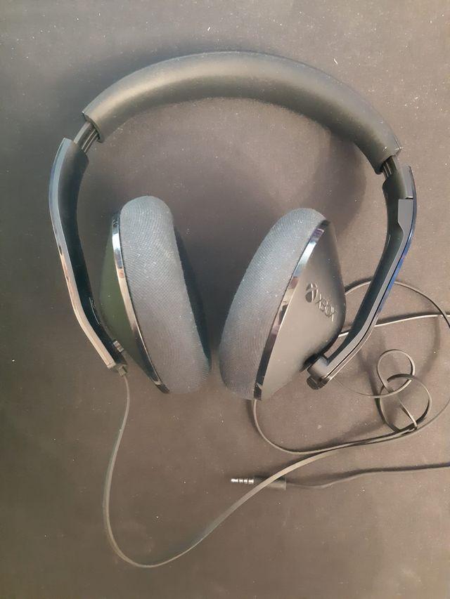 Cascos con micrófono para Xbox One