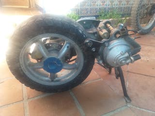 motor suzuki katana 49cc