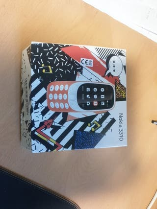 Nokia 3310 nuevo a estrenar