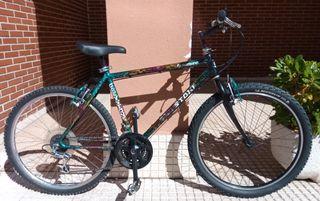 "Bicicleta MTB 26"" Talla Cuadro M Shimano 4 PLATOS"
