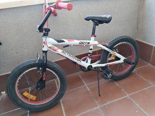 """bicicleta bmx actimover 20"""""""