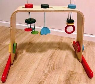 Gimnasio actividades bebé Ikea Leka