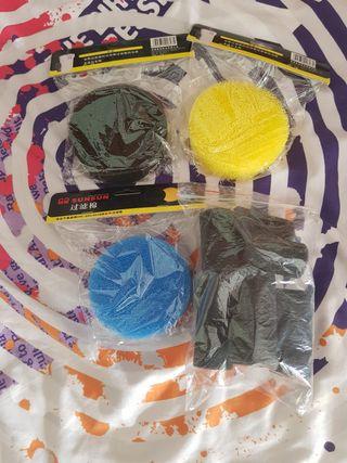 Esponjas filtro acuario