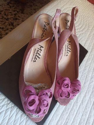 Zapatos fiesta Patricia Miller, sin estrenar