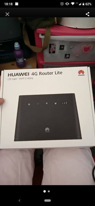 4g home router - unlocked any sim brand new