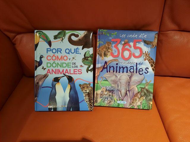 Libros para niños sobre animales