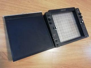 cámara placas gran formato 8x10