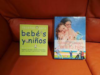 Libros sobre bebes y niños