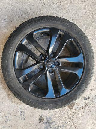 Llantas con neumático