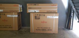 aire acondicionado climatizador Fujitsu