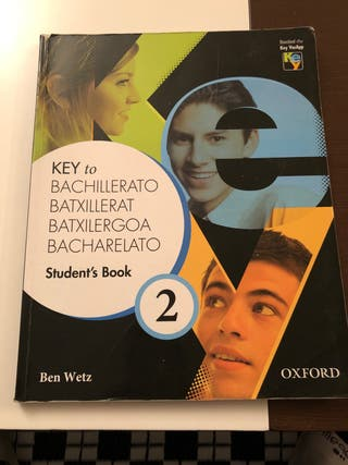 Key to bachillerato 2