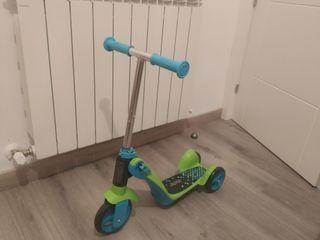 patinete convertible