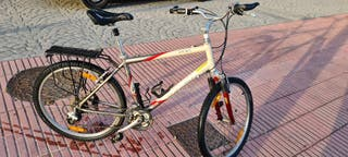 Bicicleta BTT Trek Navigator 200
