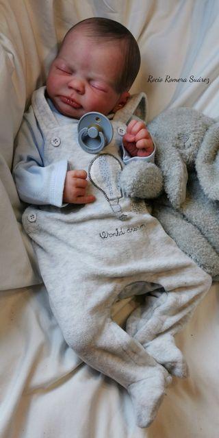 Bebé reborn Lailani