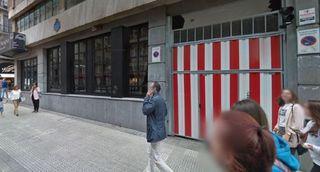 Parcela garaje Ledesma Bilbao.