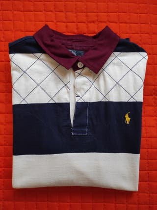 Polo largo niño Ralph Lauren
