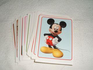 Lote 80 cromos Playhouse Disney