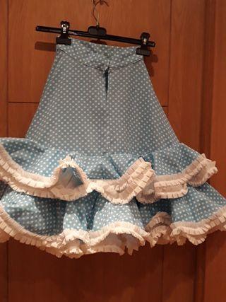 falda gitana