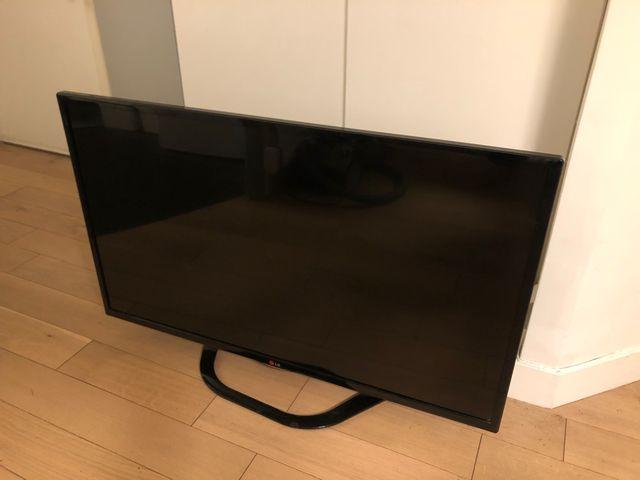 TV LG 42 pouces (besoin de réparation)